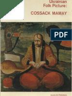 Ukrainian Folk Picture COSSACK MAMAY