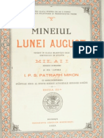 Mineiul pe August (1929)