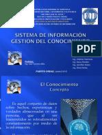 Sistema Informacion Gestion Del Conocimiento
