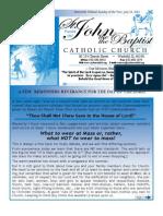 July 22 Bulletin