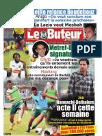 LE BUTEUR PDF du 22/07/2012
