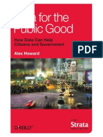 Data for the Public Good - Alex Howard