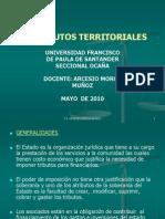 Impuestos Municipales y Departamentales