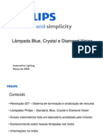 Philips Informativo Luz Mais Branca BV CV DV