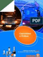OSRAM CATALOGO APLICAÇÃO CAMINHÕES E ONIBUS EM PDF
