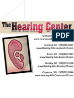 What Testing Does an Audiologist Perform
