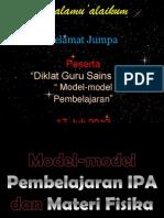 Model MTs, 17 Juli 2012
