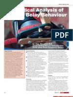 Belay Behavior