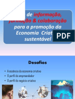 Info Base SEBRAE RN Eco Criativa Sustentavel
