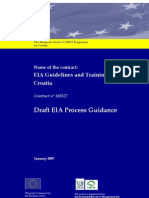 EIA Guidance