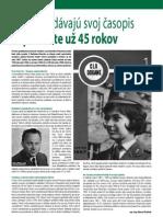 Colníci vydávajú svoj časopis nepretržite už 45 rokov (Colné aktuality č. 3 - 4/2012)