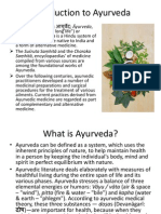 What is Ayurveda ?