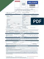 CAF Rcom Postpaid C&G