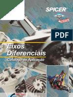 SPICER EIXOS DIFERENCIAIS DANA 1997 EM PDF