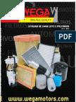 WEGA FILTROS LINHA LEVE 2011/2012 EM PDF