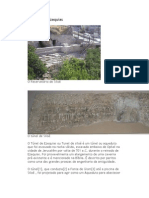 Arqueologia Biblica O Tunel de Ezequias