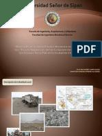 DISEÑO DE UN SISTEMA ELECTRO- MECÁNICO CON CAPACIDAD DE 8 TON. PARA LA SEPARACIÓN DE LOS COMPONENTES ENCONTRADOS EN LOS ENVASES TETRA PAK EN LA CIUDAD DE CHICLAYO 2012