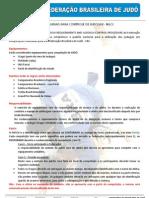 Normas Gerais de Controle de Judogui 2012 Versao II 26 Abril