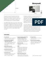 Honeywell iGSMHS Data Sheet