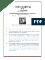 Rudolf Steiner Como Encuentro Yo Al Cristo