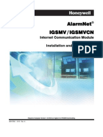 Honeywell Igsmv Install Guide