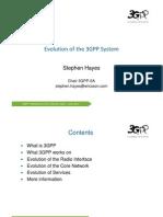3GPP Network Evolution