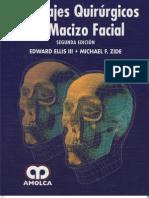 Abordajes Quirurgicos Del Macizo Facial - Edward Ellis