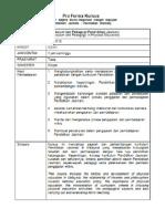 Pro Forma PJM 3110 Kurikulum Dan Pedagogi PJ (PJ)