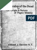 The Worship of the Dead, Garnier. 1909