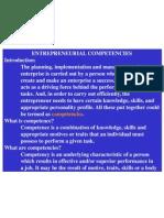 Iipm Ent Competencies