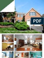 Home Brochure - 13290 Holly Meadow Ln, Oak Hill, VA 20171