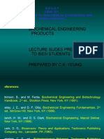 Biochemical Engineering Products