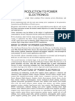 Power Electronics Notes
