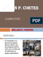 MELJUN CORTES Computer Fundamentals