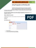 MELJUN CORTES Computer Applications - Microsoft Word (Lesson 4)