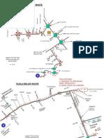 New Map Bintulu - Miri to KK