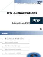b w Authorizations Aug 30