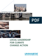 Local Leadership for Climate Change Action
