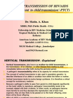 Vertical Transmision of Aids -Dr Matin