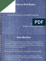 Perl Basics