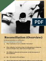 Reconciliation, Paul Bernacchio