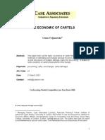 Economics Cartels Fin Yearbook
