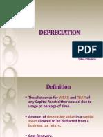 Depriciation - Final