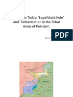 Pakistan's Tribal Areas Today