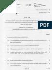 CA IPCC MAY 2011 QUSTION PAPER 6