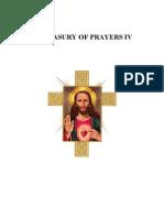 A Treasury of Prayers IV - Kathy Trithart