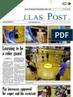 The Dallas Post 07-22-2012