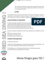 Extended Range Diver Course