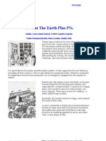 I want the earth plus 5% (by Health Wealth & Happiness)