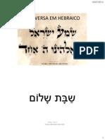 Conversação em Hebraico